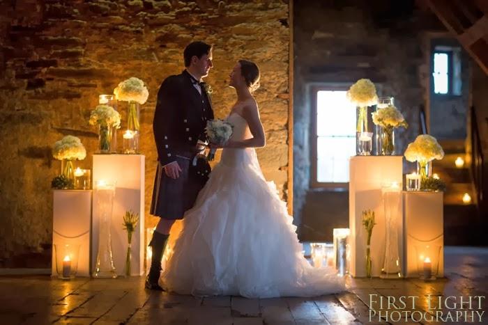 Castle Menzies wedding photography