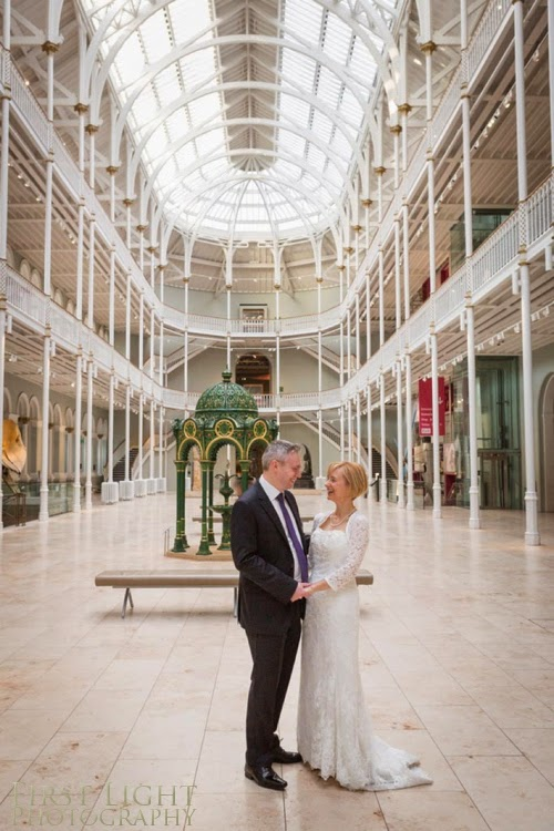 National Museum wedding photography