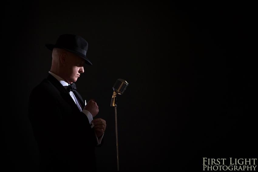 Paul Ellis – The Scottish King of Swing | Edinburgh Portrait Photography