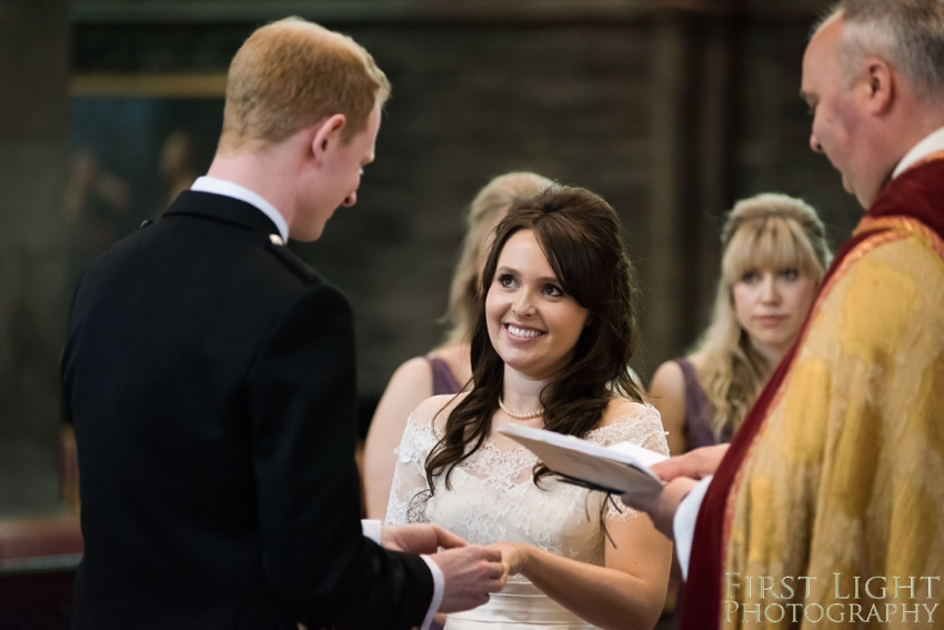 wedding, Dundas Castle wedding photography. Edinburgh wedding photography by First Light Photography