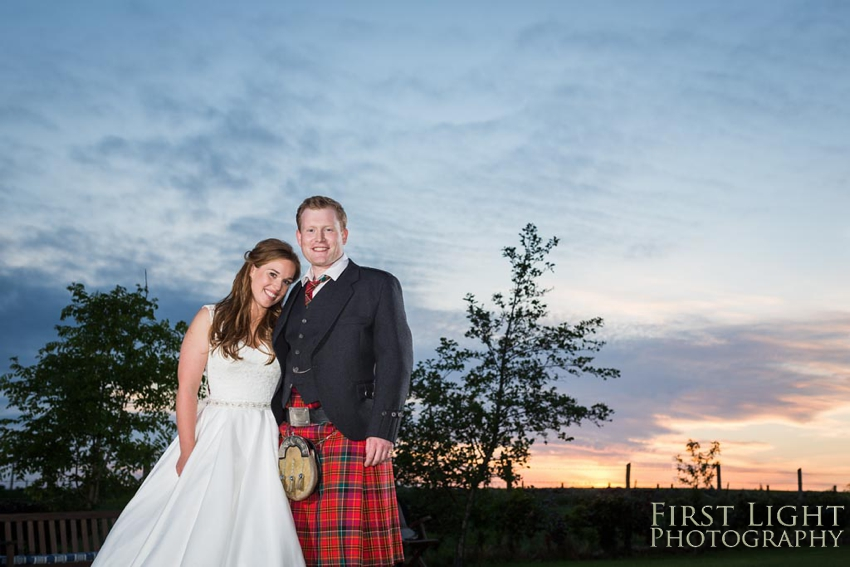 First Light wedding Photography Scotland