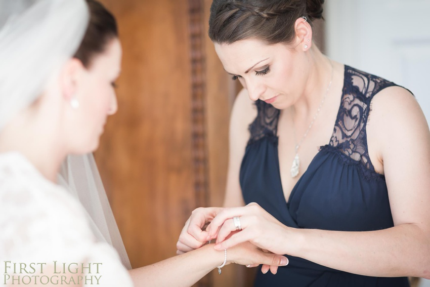 bridesmaid, wedding details, Gilmerton House, Wedding Photographer, Edinburgh Wedding Photographer, Edinburgh, Scotland, Copyright: First Light Photography