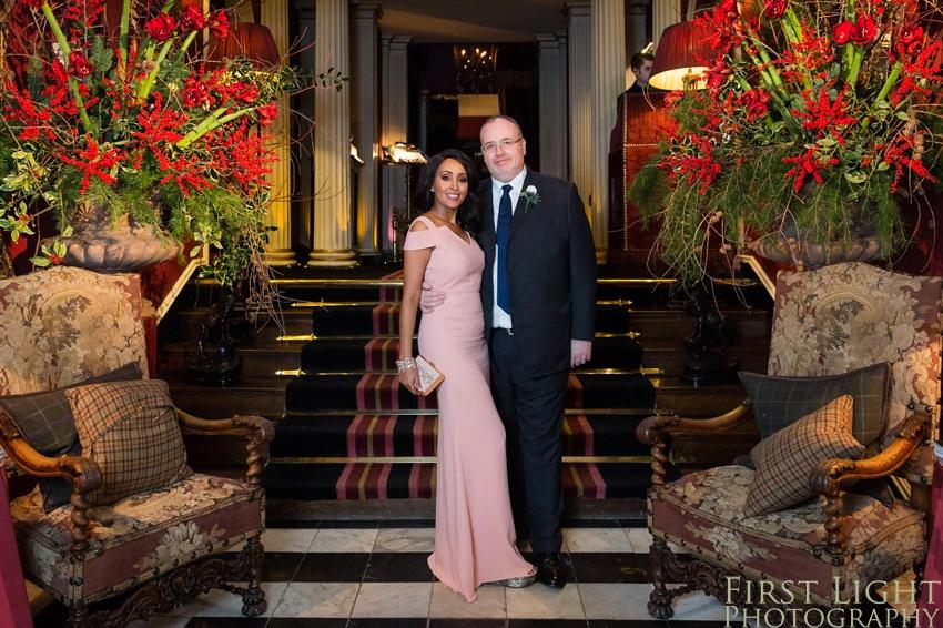 Wedding elopement, Prestonfield House Hotel, Edinburgh