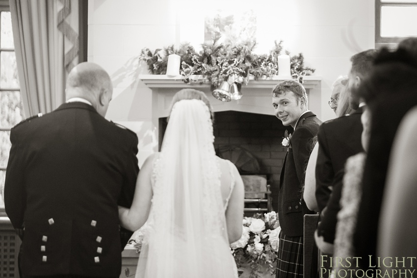 Lochgreen House Hotel, Winter wedding Ayrshire Wedding Wedding PhotographerEdinburgh Wedding Photographer Scotland Copyright: First Light Photography