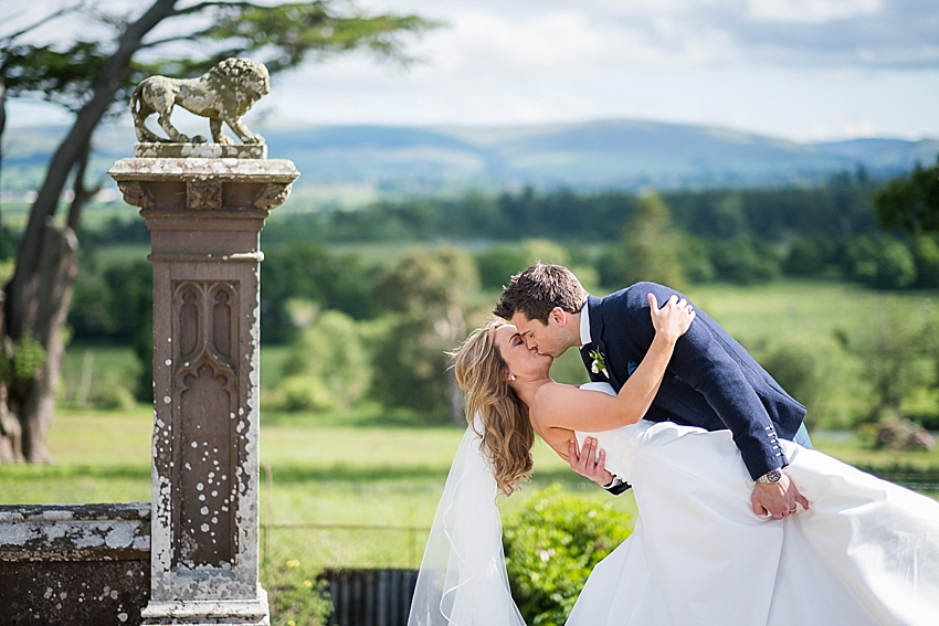 Millearne Gardens Wedding, Perthshire, Edinburgh Wedding Photographer, Scotland. Copyright: First Light Photography