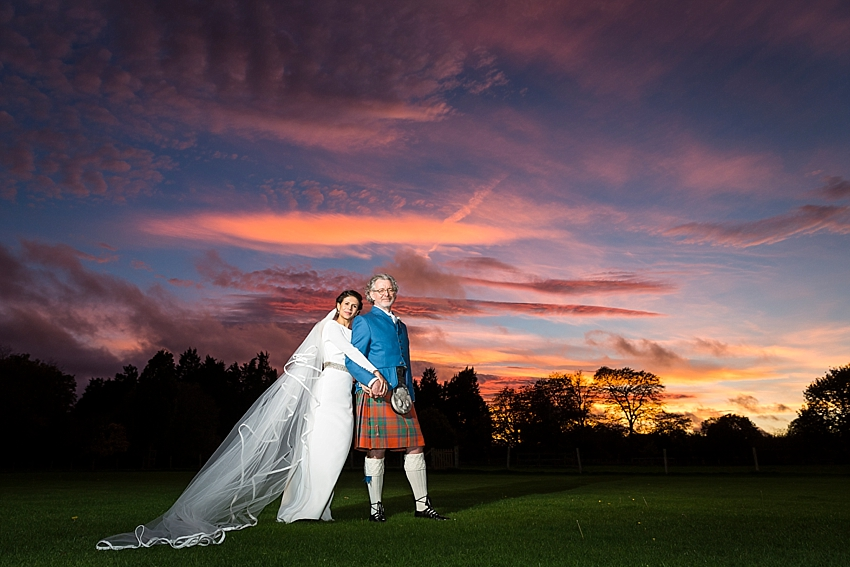 Gilmerton House Autumn Wedding- Eriadne and George