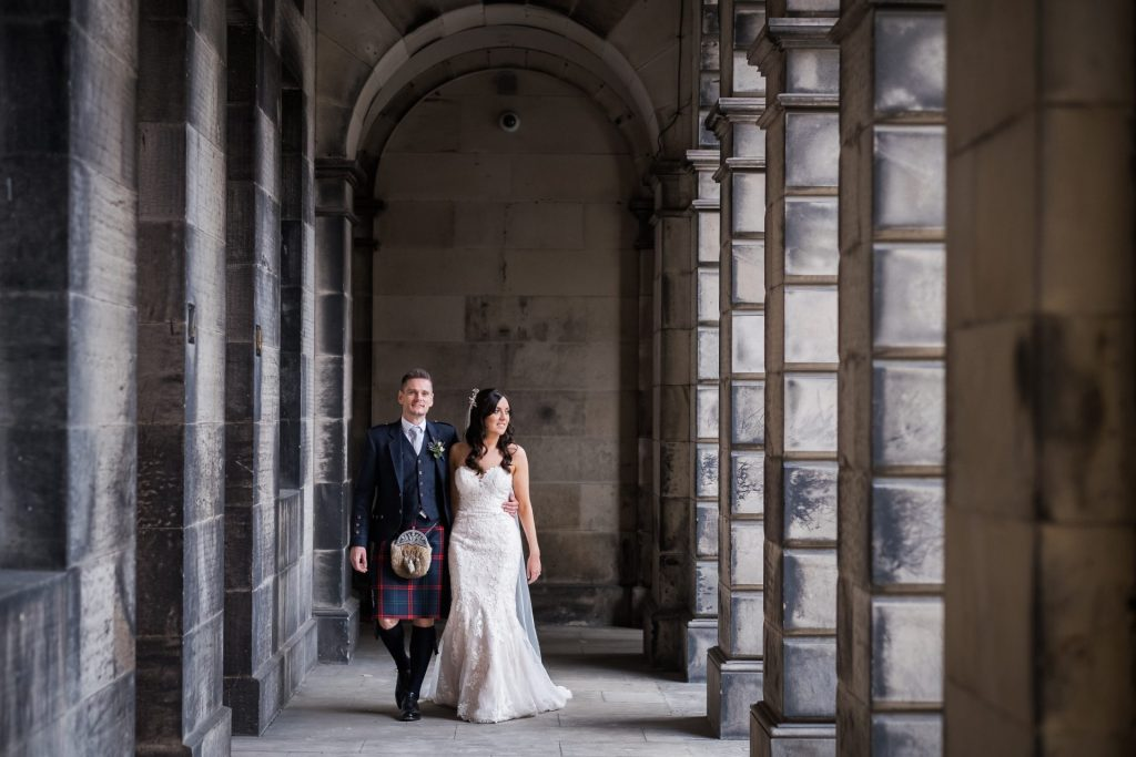 Signet Library Wedding, Wedding Photographer, First Light Photography, Edinburgh, Scotland,couple portrait