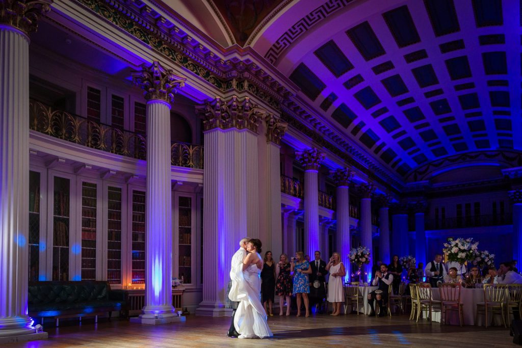 Signet Library Wedding, First Dance, Edinburgh Wedding Photography, Edinburgh Wedding Photographer, Scotland