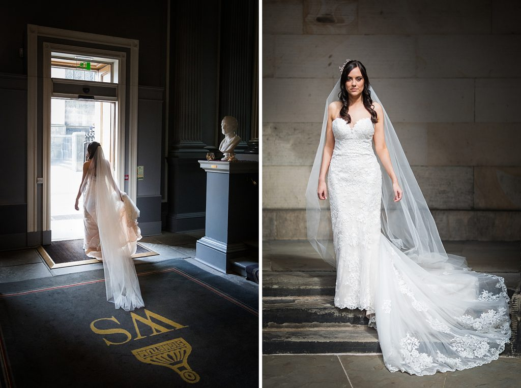 2019 Wedding Highlights, Scottish Wedding Blog, Edinburgh Wedding Photographer, Wedding Photographer, First Light Photography, Edinburgh, Scotland ,bride portrait