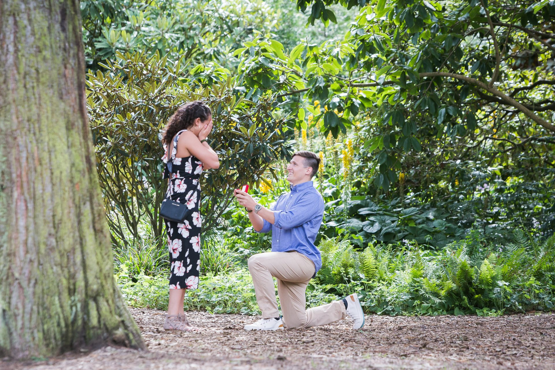 My top 7 Wedding Proposal Spots in Edinburgh